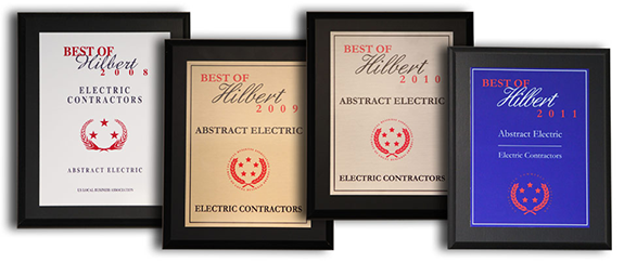 Best of Hilbert plaques